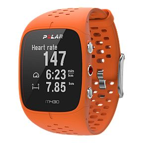 09dd0d76b7c Polar M430 GPS Running Watch - Orange