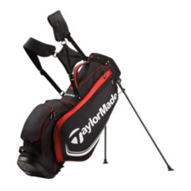 Taylormade Custom Stand Bag 4.0 - Black/Red