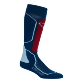 Icebreaker Women's Ski+ Over The Calf Medium Cushion Socks