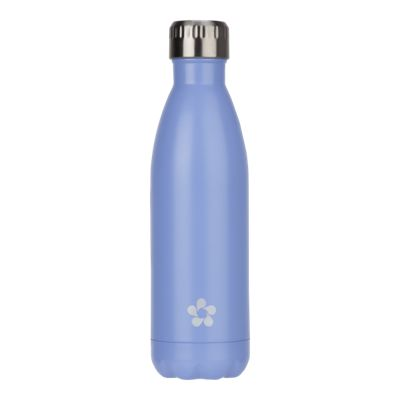H2O 17 Oz. Stainless Steel Water Bottle - Baby Blue