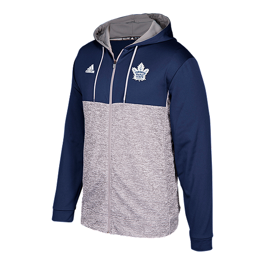 super popular 8a945 8b2b3 Toronto Maple Leafs Authentic Full Zip Hoodie