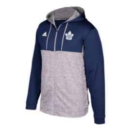 Toronto Maple Leafs Authentic Full Zip Hoodie
