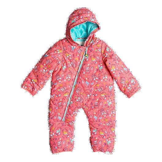 c33f60fd6 Roxy Baby Rose Insulated Snowsuit