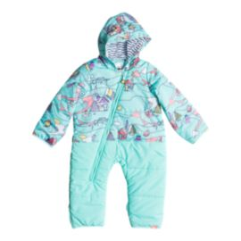 Roxy Baby Rose Little Miss Insulated Snowsuit