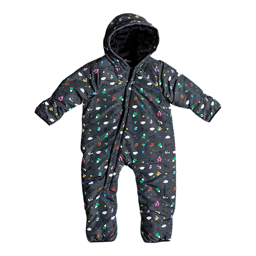 a0475e9a7e Quiksilver Infant Mr. Men Insulated Baby Snowsuit | Sport Chek