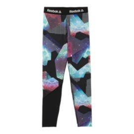 Reebok Girls' Stardust Leggings