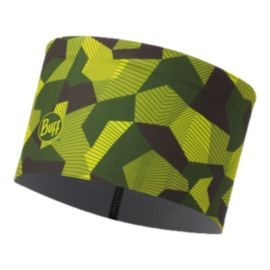 Buff High Tech Block Fleece Camo Headband