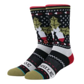 Stance Men's Foundation Missle Toe 2 Crew Socks