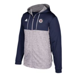 Winnipeg Jets Authentic Full Zip Hoodie