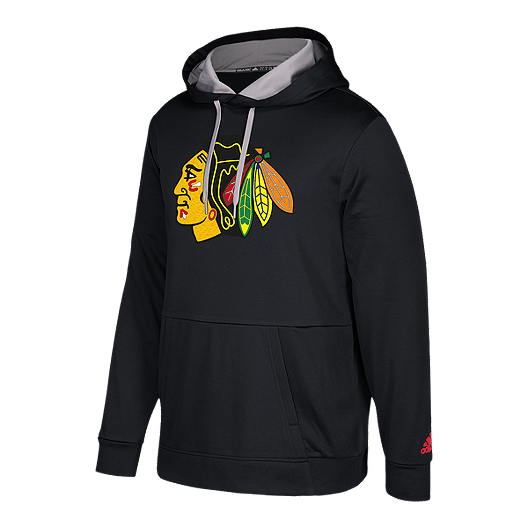 new style bf775 66890 Chicago Blackhawks Authentic Pullover Hoodie