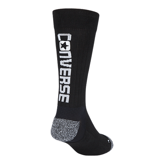 000424c564b46 Converse Men's Performance Logo Crew Socks