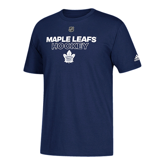Toronto Shirt Leafs To Ice Go Maple Authentic T