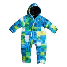 Quiksilver Infant Little Rookie Insulated Baby Snowsuit