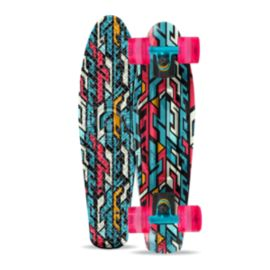 Madd Gear Retro Tribe Wrapped Skateboard