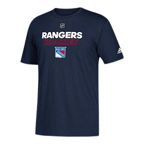 54331df2f New York Rangers Authentic Ice Go To T Shirt