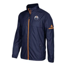 Edmonton Oilers Authentic Rink Jacket
