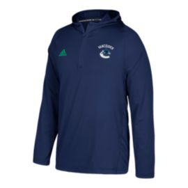 Vancouver Canucks Authentic Training Hoodie