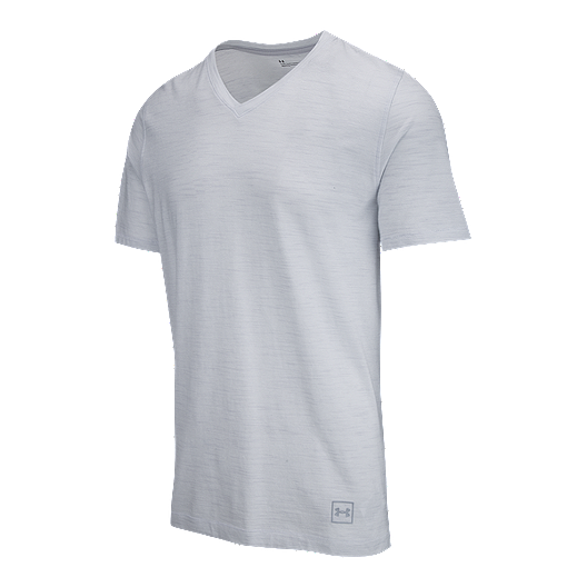 162fa945032e Under Armour Men s Sportstyle Core V-Neck Training T Shirt