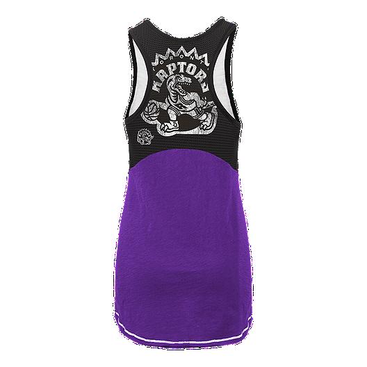 cheaper a205f 94c19 Toronto Raptors Women's Throwback Tank   Sport Chek