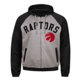 Toronto Raptors Legend Hooded Track Jacket