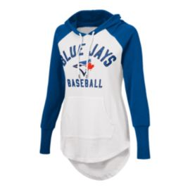 Toronto Blue Jays Women's All Division Long Hoodie