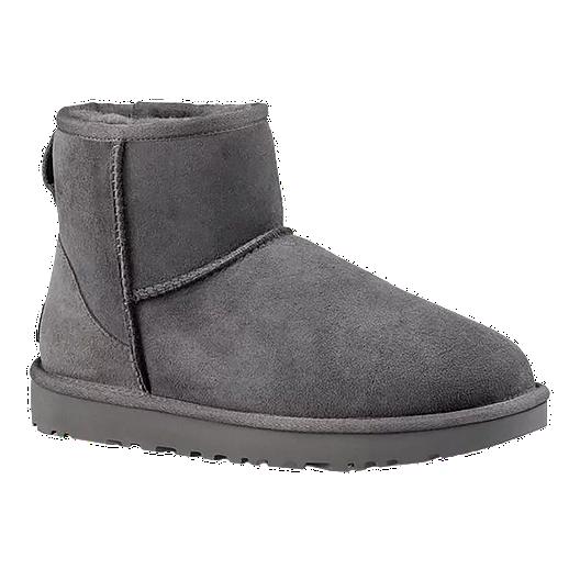 42a717c07ba Ugg Women's Classic II Mini Boots - Grey