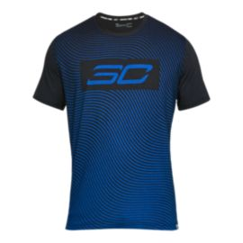 Under Armour Men's SC30 Printed Basketball T Shirt