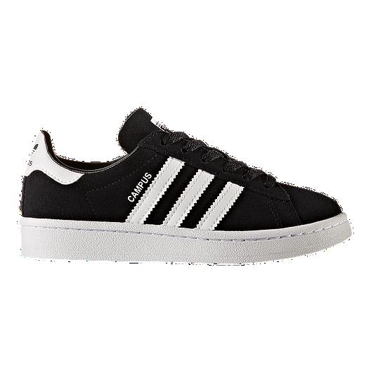 buy online f2bb5 8f741 adidas Originals Kids Campus Preschool Shoes - BlackWhite  S