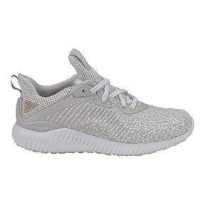 d2ae40a63662a adidas Kids  Alphabounce Aramis All Over Print Grade School Shoes - White
