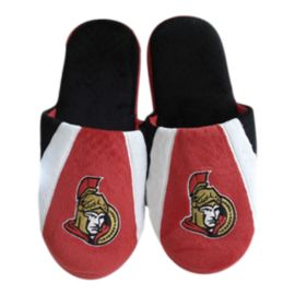 Ottawa Senators Big Logo Slippers