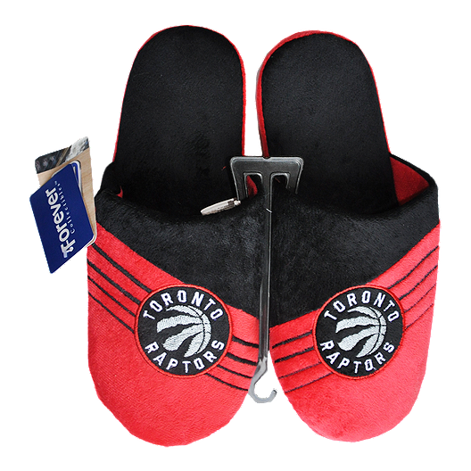 40ef615f470f Toronto Raptors Big Logo Slippers
