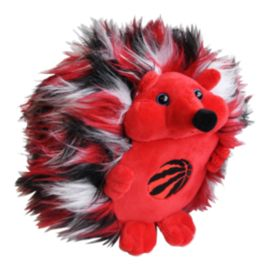 Toronto Raptors Fluffy Hedgehog