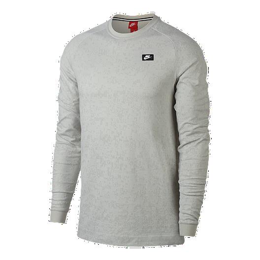 69adc8c7 Nike Sportswear Men's Modern Fit Long Sleeve Shirt | Sport Chek