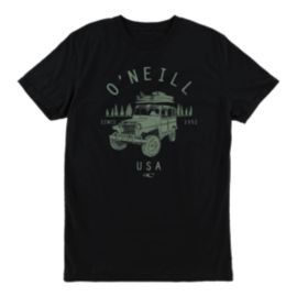 O'Neill Men's Willy Short Sleeve T Shirt