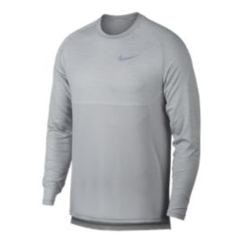 Nike Dry Men's Medalist Long Sleeve Running Shirt