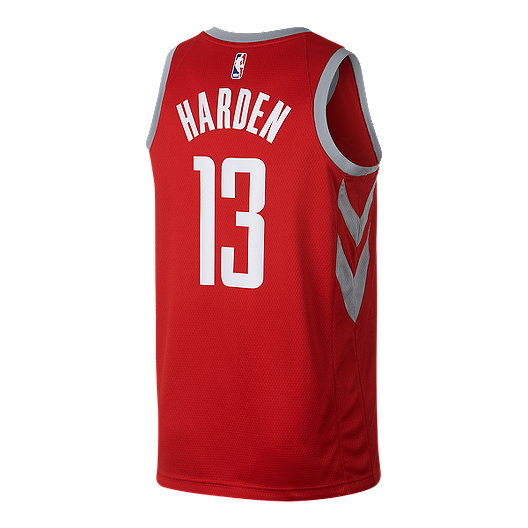 63d9cc2910b Houston Rockets James Harden City Edition Swingman Basketball Jersey ...
