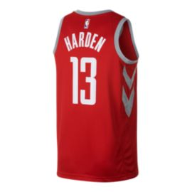 Houston Rockets James Harden City Edition Swingman Basketball Jersey