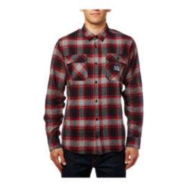 Fox Men's Traildust Long Sleeve Flannel