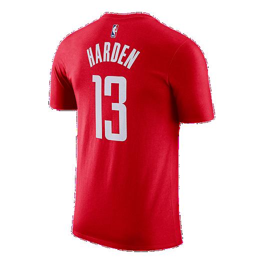 a0579a77 Houston Rockets James Harden City Edition Player T Shirt   Sport Chek