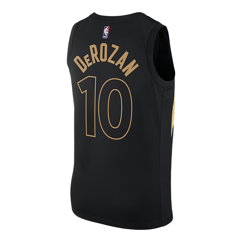 Toronto Raptors DeMar DeRozan City Edition Swingman Basketball Jersey  1312f4d4a