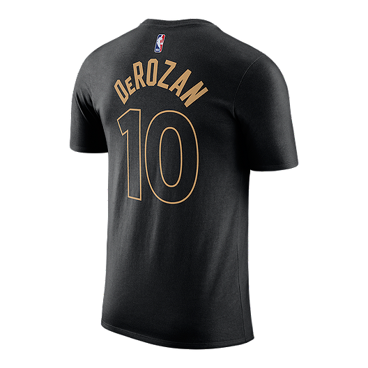 661fc7fd1527 Toronto Raptors DeMar DeRozan City Edition Player T Shirt