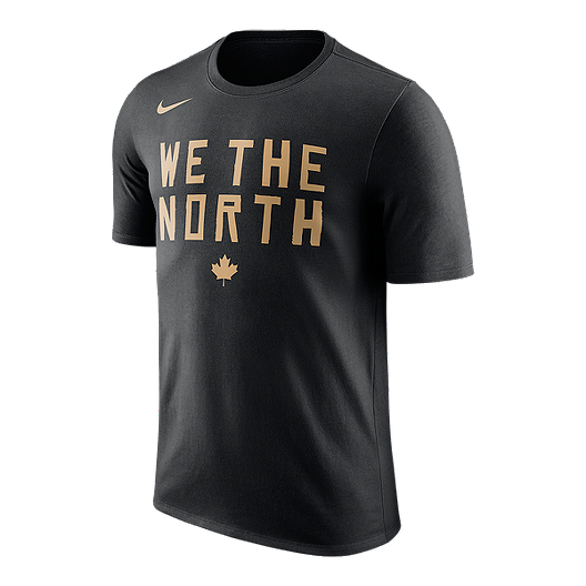 88fedd5f24f Toronto Raptors City Edition We The North Team T Shirt
