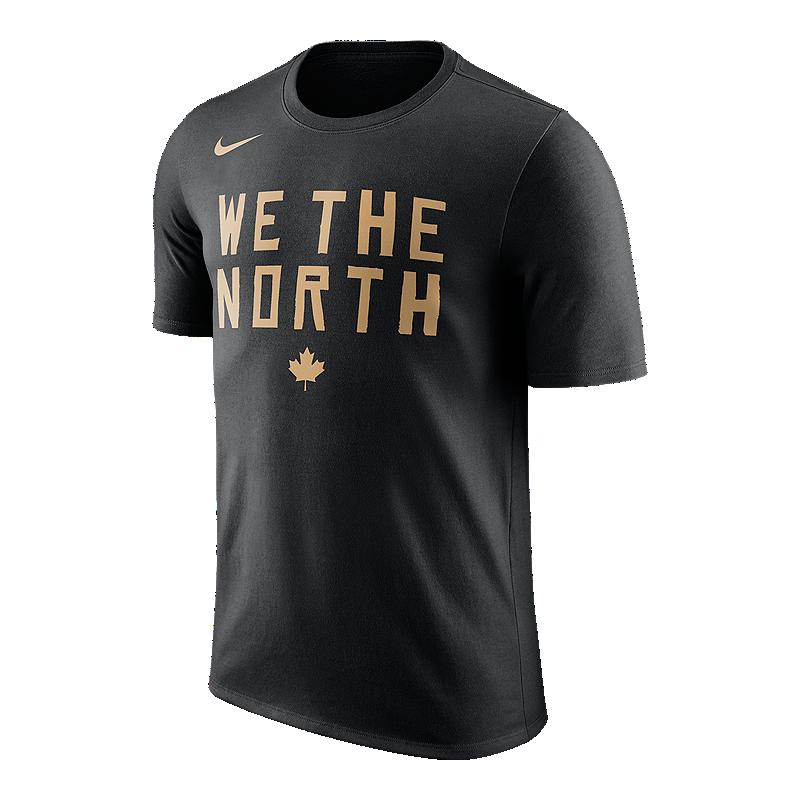 hot sales 38114 1c5d6 Toronto Raptors City Edition We The North Team T Shirt ...