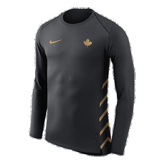acb06d7a Toronto Raptors City Edition Hyperelite Long Sleeve Shirt | Sport Chek