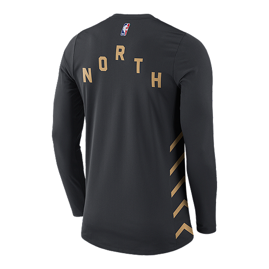 479d265dc19 Toronto Raptors City Edition Hyperelite Long Sleeve Shirt