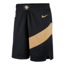 Toronto Raptors City Edition Swingman Shorts