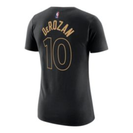 Toronto Raptors Women's DeMar DeRozan City Edition Player T Shirt