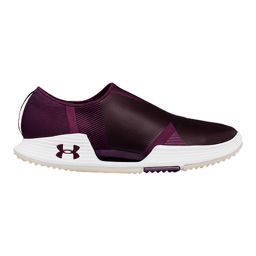 265144bb0ba Under Armour Women s SpeedForm® AMP 2.0 Slip Training Shoes - Merlot ...