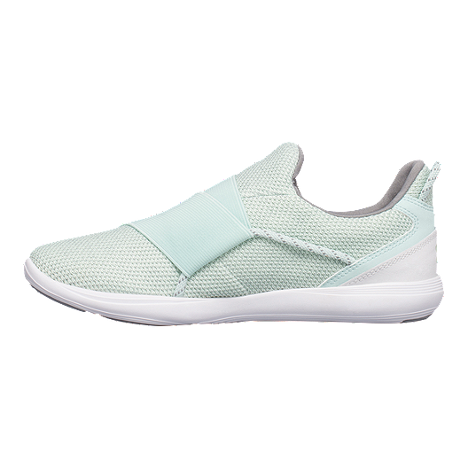 88242efe367 Under Armour Women s Street Precision X Training Shoes - Mint Green White