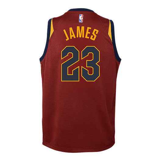 purchase cheap 06f7c 3cf76 Cleveland Cavaliers Kids' LeBron James Icon Basketball ...